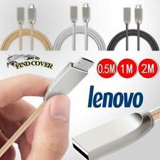 Teléfono de carga Micro USB Cable Cargador Sincronización De Datos Para Tablet Lenovo