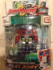 Transformers Robot Masters Optimus Prime RM-01 (MISB)