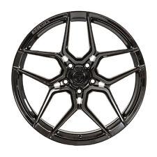 """20"""" Rohana Rfx11 20x9 Gloss Black Concave Wheels for Bmw E63 E64 6-Series"""