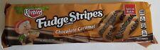 NEW Keebler Fudge Stripes Cookies Chocolate Caramel Flavor FREE WORLD SHIPPING
