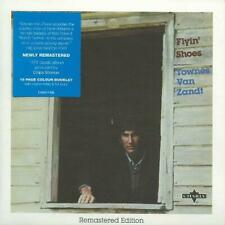 TOWNES VAN ZANDT - FLYIN' SHOES 2015 UK REMASTERED CD * NEW & SEALED *