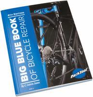 Park Tool BBB-4 Big Blue Book of Bike Repair 4th Edition