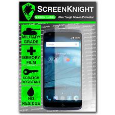 ScreenKnight ZTE Axon Pro SCREEN PROTECTOR invisible Military Grade shield