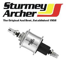 Sturmey Archer CS-RF3 SILVER 36H 3-speed hub with Cassette freehub body