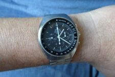 Stainless Steel Case Mechanical (Hand-winding) Watches OMEGA
