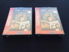 SEGA GENESIS Home Alone 2 (NTSC) BRAND NEW & FACTORY SEALED