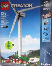 Lego Creator Expert 10268 Vestas Wind Turbine incl. Batteriebox Motor Kabel NEU