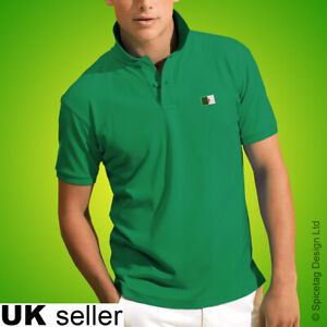 Algeria Polo Shirt Football World Cup Tshirt Flag Soccer Algerian Top Kit 2019