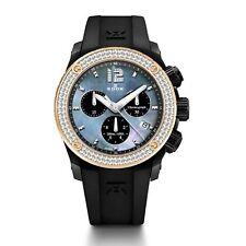 EDOX 10411 37NR120D NANN Women's Chronoffshore Gold-Tone Quartz Watch