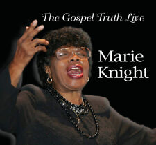 Marie Knight : The Gospel Truth Live CD (2019) ***NEW***