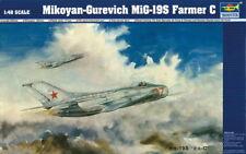 Trumpeter 9362803 Sowjetische MiG-19S Farmer C 1:48 Jagdflugzeug Modellbausatz