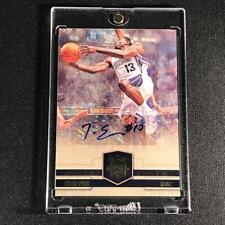 TYREKE EVANS 2009 PANINI COURT KINGS #147 AUTOGRAPH AUTO ROOKIE RC #'D /649 NBA