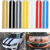 Universal Car Decal Stripe Vinyl Auto SUV Hood Cover Sticker Badge Decoration US