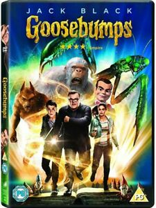 GOOSEBUMPS - DVD **NEW SEALED** FREE POST**