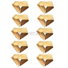 10 x zr81 Sacchetti Per Aspirapolvere Per Rowenta ru101 ru104 ru105 Hoover Nuove