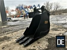 14 Excavator Buckets 80cl Fits Cat 308 And Similar Sized Machines