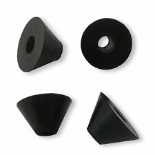 (6mm & 8mm) NON SLIP RUBBER FITTINGS TO CURE LOOSE TOILET SEATS