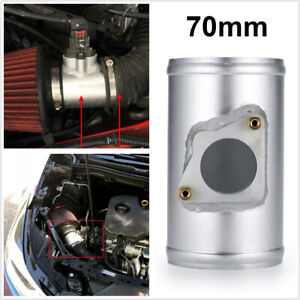 70mm/2.7'' MAF Performance Air Flow Alloy Air Flow Sensor Adapter Fit For Toyota