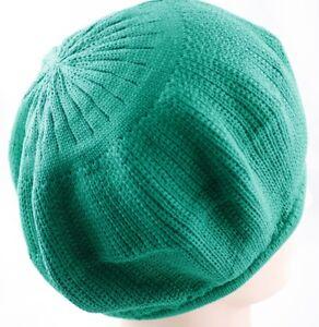 1 Piece 100% Cotton Rasta Tam Beret Cap Hat Crown Reggae Marley Jamaica