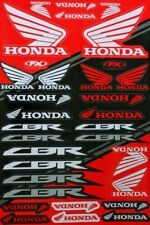 Honda CBR600 CBR 600 F3 F4i 900 929 929RR 954 954RR 1000 RR 1000RR STICKERS