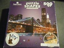 New York  500 Piece Jigsaw Puzzle