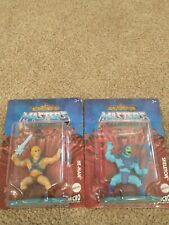 """Masters of the universe micro collection Mattel ?2"""" Figures He-man/Skeletor new"""
