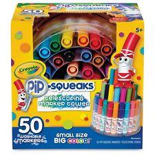 Crayola 50ct. Pip-Squeaks Telescoping Marker Tower (10977461)