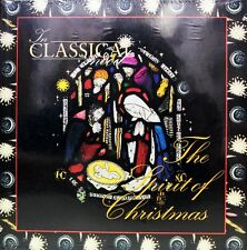 Brand New In Classical Mood: The Spirit of Christmas #18 CD & Book Handel, Bach