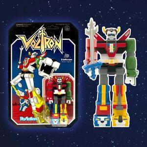 Voltron Super 7 Reaction Action Figure