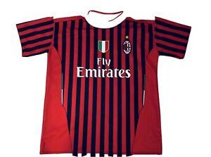 2020-2021 AC Milan Jersey Zlatan Ibrahimovic #11 Size EU Kids 10
