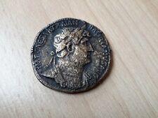 HADRIANUS 117-138 n. Chr. - SPES n.l. gehend - Sesterz! SS+/VZ; Bronze; 25,75 g