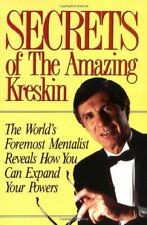 Secrets of the Amazing Kreskin: The World's Foremost Men... by Kreskin Paperback