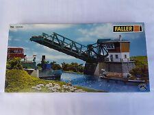 FALLER H0 120490 KLAPPBRÜCKE mit ANTRIEB