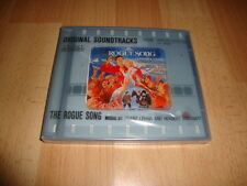 THE ROGUE SONG MUSIC CD INCLUDING BOOKLET ENGLISH/GERMAN ORIGINAL SOUNDTRACK