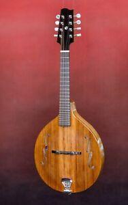 James Curtis Island Archtop mandolin cedar limba hand made A-style #231