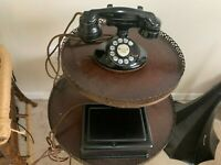 Western Electric 202 Telephone and 634A Subset, Working
