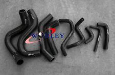 Black Silicone hose for NISSAN Patrol Y60 GQ 2.8L RD28T Turbo Diesel 1994-1997