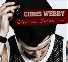 CHRIS WEBBY - CHEMICALLY IMBALANCED   CD NEUF