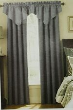 "Sound Asleep Room Darkening Noise Reducing Window Panel GREY 42"" x 94"" A12"