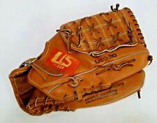 U&S Ssk Leather Baseball Softball Glove Sasaki Dimpled Usg-90 Catching Machine