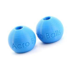 Paragliding brake handles balls-Acro Balls (Swivel, sky blue)
