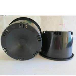 ORCHID POT - 150mm - SQUAT - Pack of 10 Pots