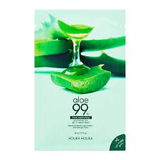 HOLIKA HOLIKA Korean Aloe Soothing Gel Jelly Facial Mask Sheet Moist Pack 23ml