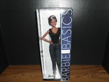 Black Barbie in Jeans - Basics Collection 002 Model No. 08  NRFB HTF (10 and up)