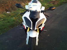 BMW S1000RR 2010-2014 TWIN HEADLIGHT PROTECTOR,MADE IN THE UK.