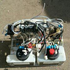 Ink tank reservoir tank cartridge valve line block assembly Domino A300 printer