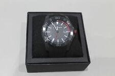 Original Audi reloj Deportivo negro 3101600800