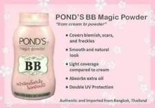 50g pond's bb magic powder oil control double uv whitening protection face skin