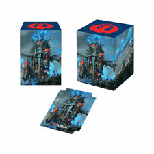 Ultra Pro Magic The Gathering MTG RAVNICA DECK CARD BOX 100+ Izzet League guild