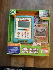LeapFrog ABC Phonics Word Builder